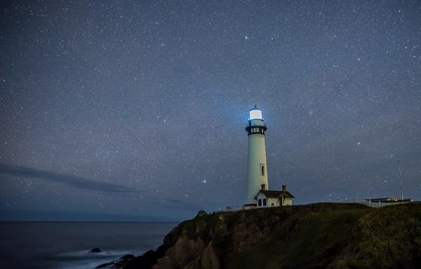 灯台もと暗し